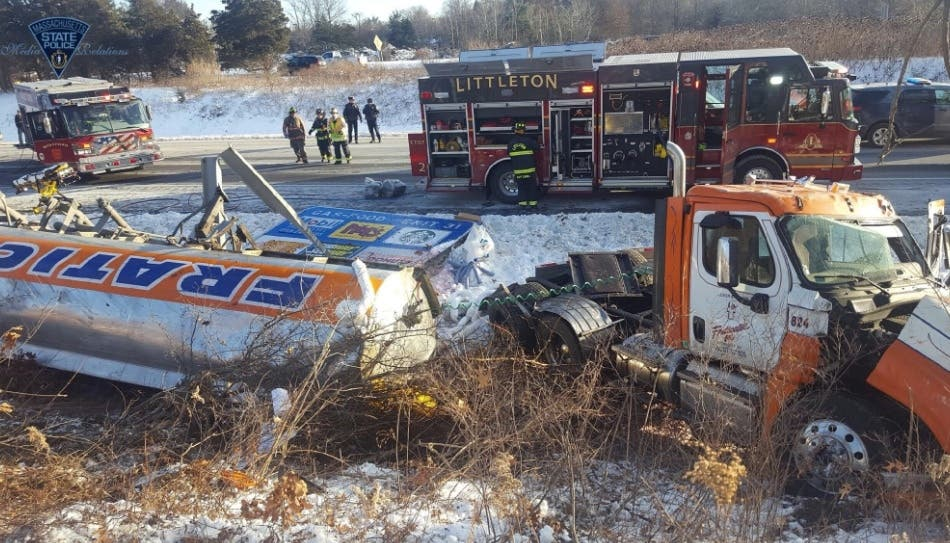 I-495 Crash: Man Rescued From Crushed Car Fighting For Life