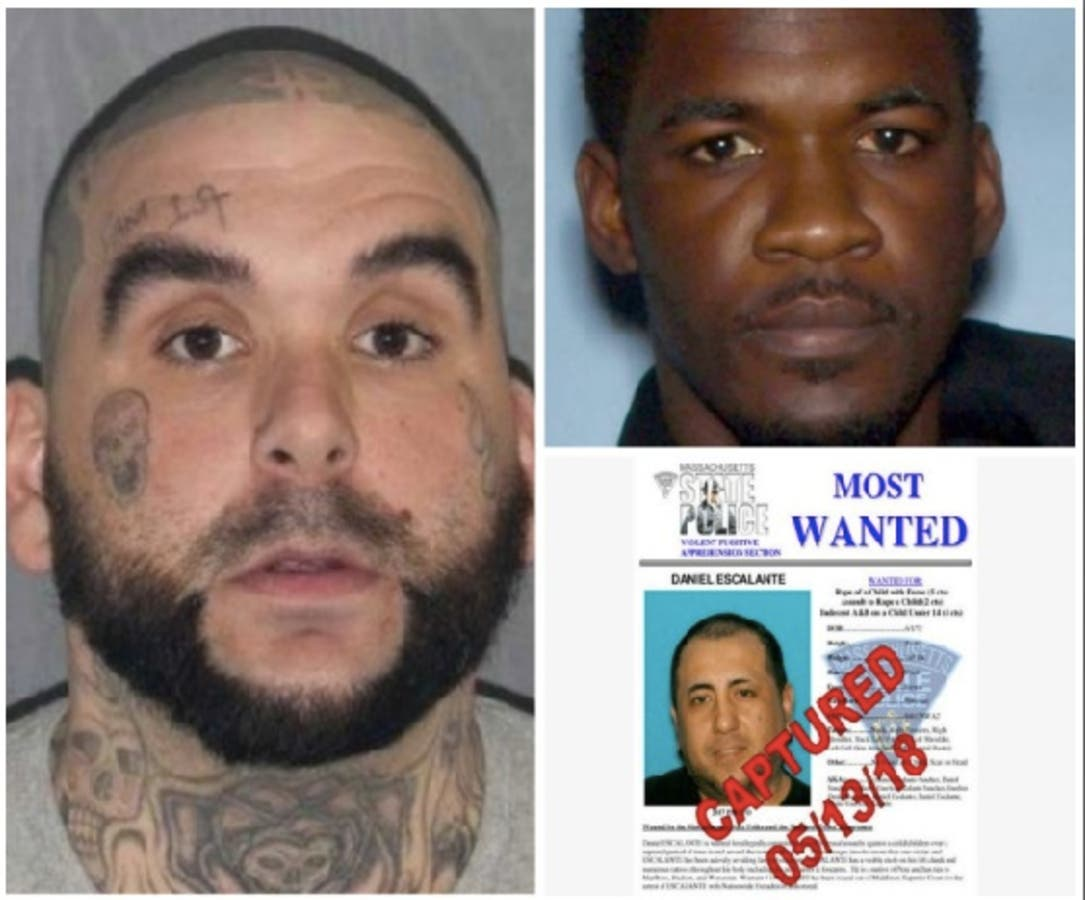 Accused Murderer Caught Running On Rooftop: MA Crime