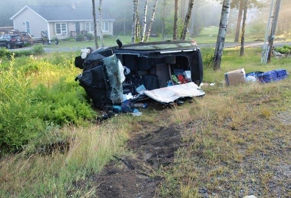 Fatal NH Crash: Teen, Woman Killed In White Mountains