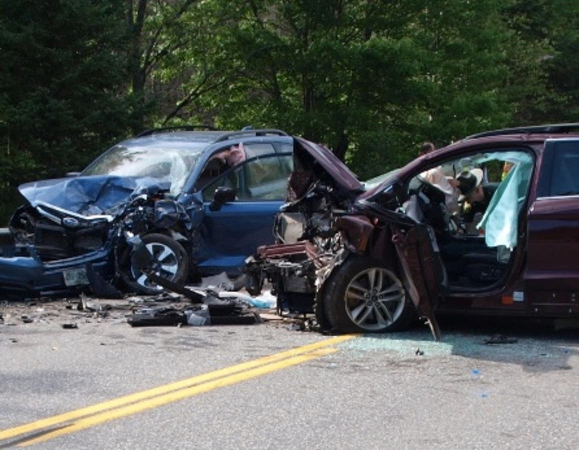 1 Killed, 2 Hurt In Failed Highway Pass In NH's White