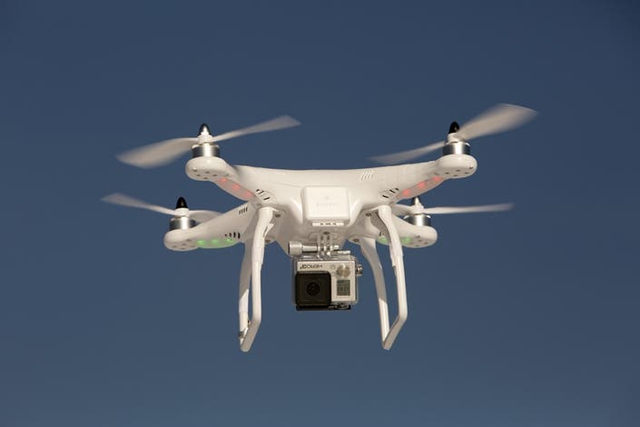 Drone Buzzes Fenway Park During Red Sox Game, Police Now Have It