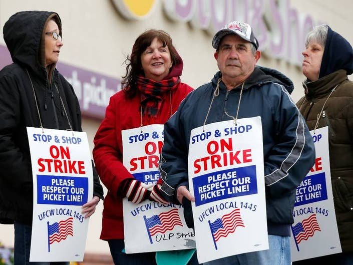 Stop & Shop Strike Over As Worker Pay Raises Approved