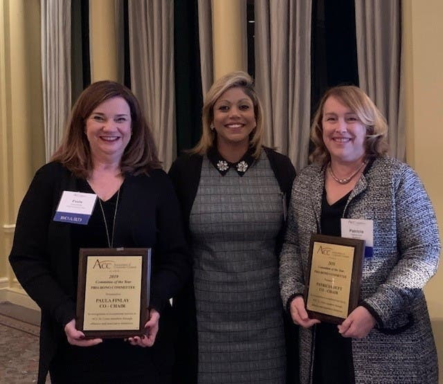 foto de ACC STL Honors Members at 2020 Awards Reception Town And