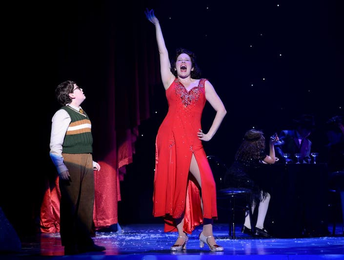 A Christmas Story Musical.A Christmas Story The Musical Coming To The Palace
