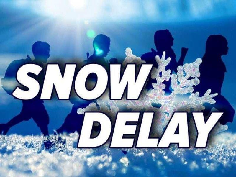 Two Hour Delay Announced for Naugatuck Schools | Naugatuck