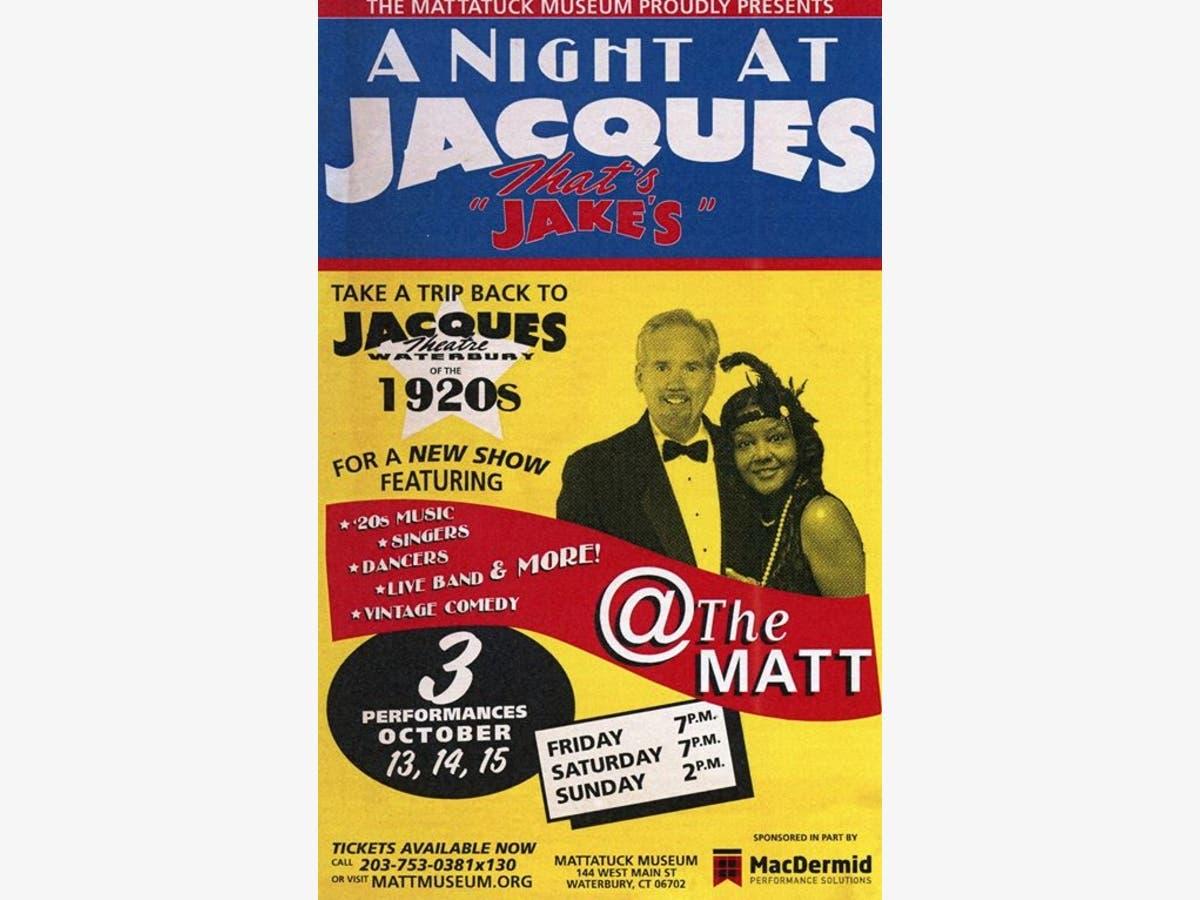 Review: 'A Night at Jacques' at Waterbury's Mattatuck Museum