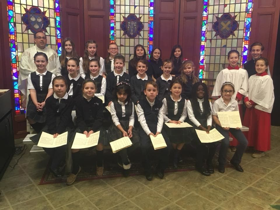 Waterbury Students Celebrate Catholic Schools Week on TV
