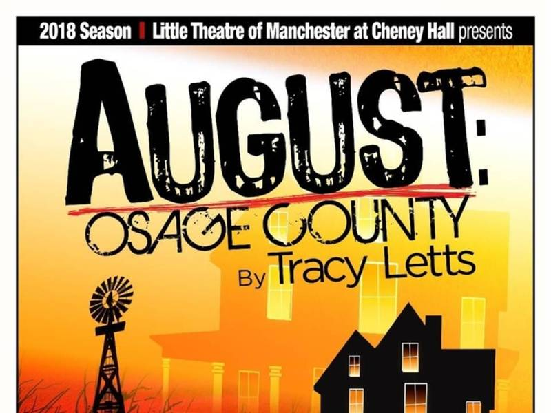 August Osage County Book