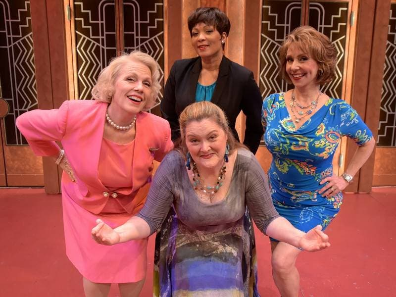 Photos of Menopause The Musical at WBT