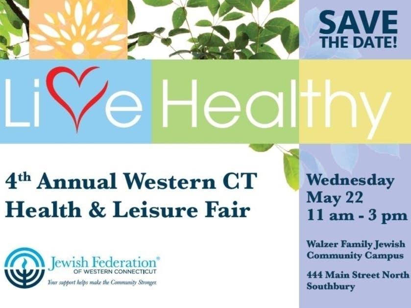 4th Annual Western CT Health & Leisure Fair | Southbury, CT
