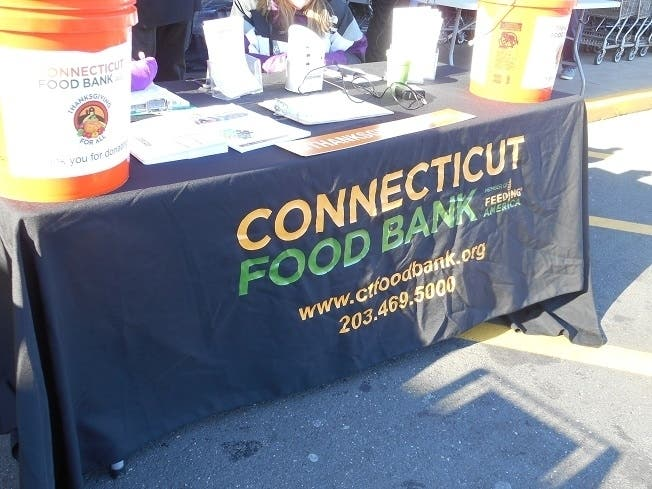 Connecticut Food Bank Provides #ThanksgivingForAll