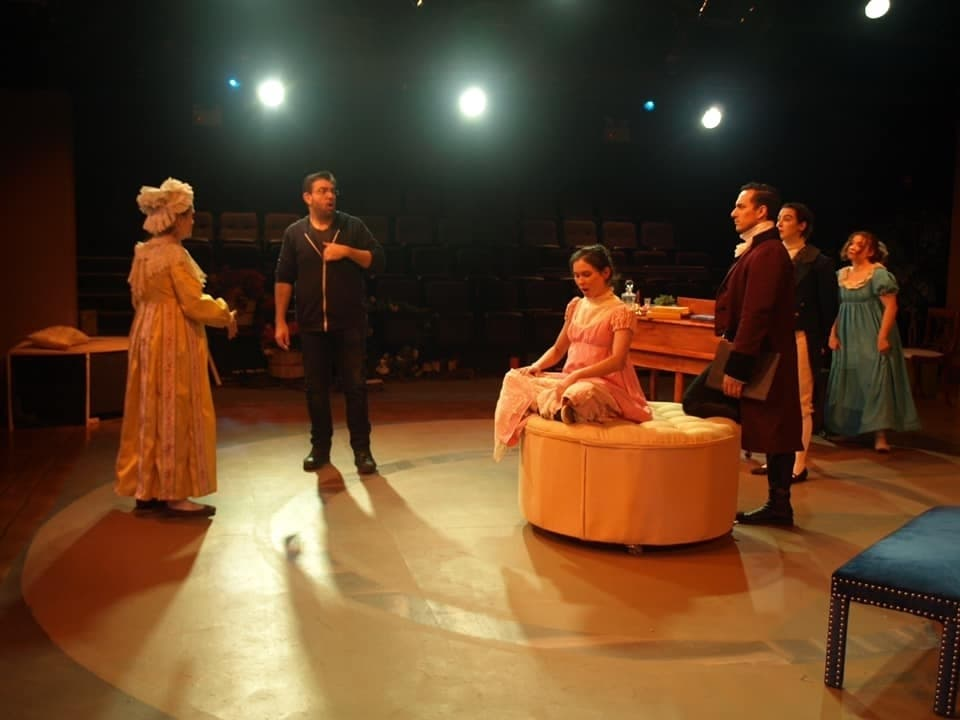 Review: 'Pride and Prejudice' at Playhouse on Park