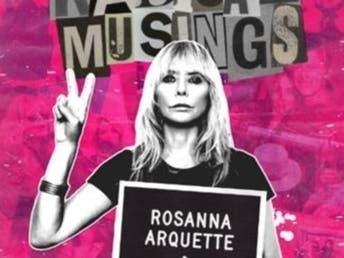 Rosanna Arquette 2021