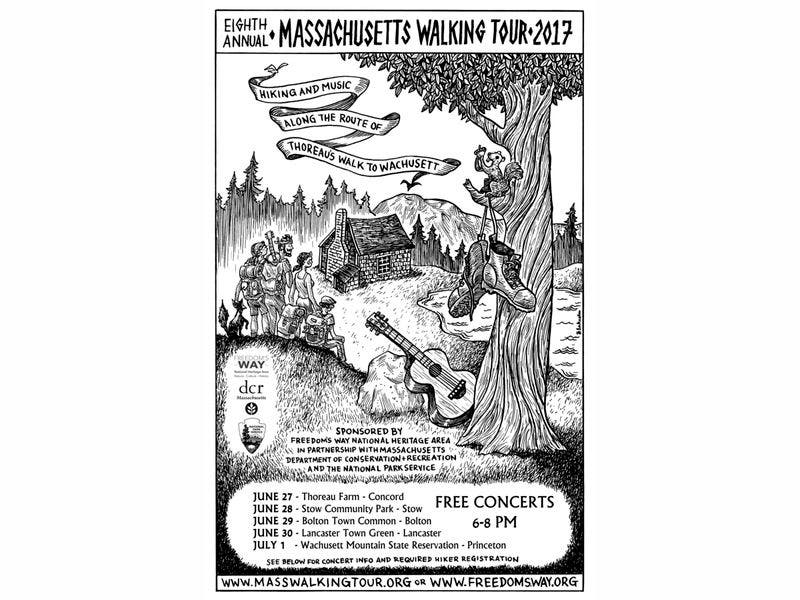 Eighth Annual Massachusetts Walking Tour Prepares For Hike Exploring  Eighth Annual Massachusetts Walking Tour Prepares For Hike Exploring  Thoreaus A Walk To Wachusett Process Essay Thesis also Buy Custom Essay Papers Genetically Modified Food Essay Thesis