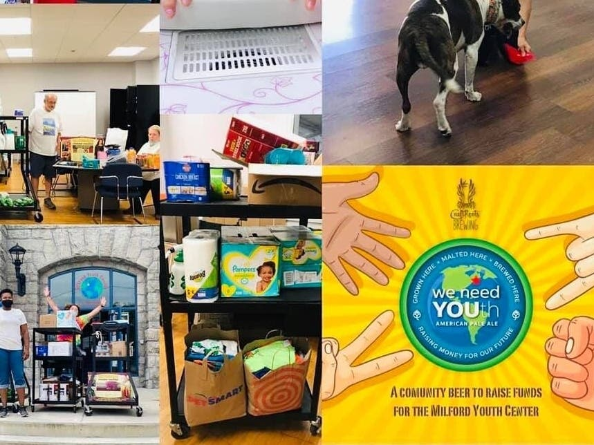 MYC Thanks Community for Donations