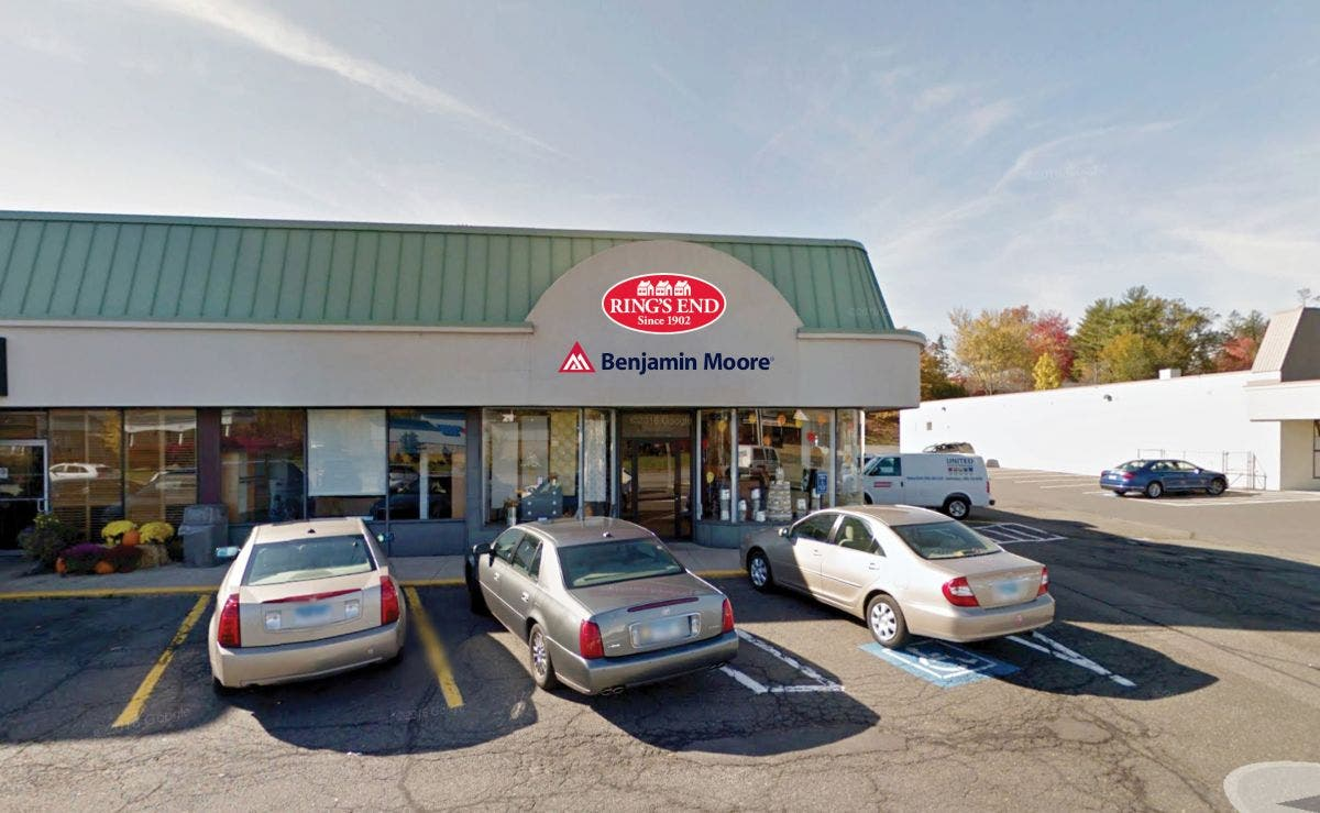 Ring's End Opens 18th Store in Wethersfield, Formerly United Paint & Wallpaper