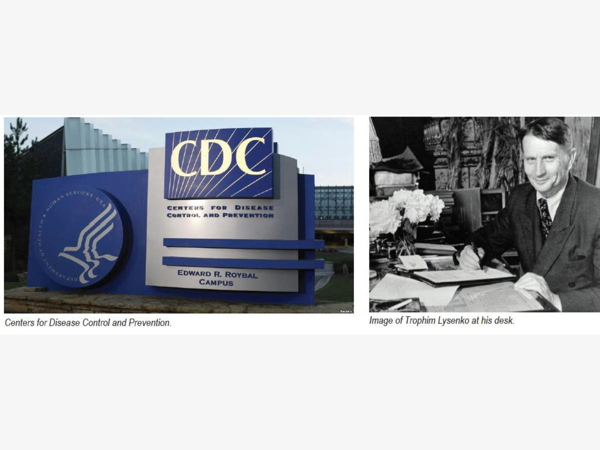 The Centers for Disease Control et Lysenkoism | Brentwood, CA Patch