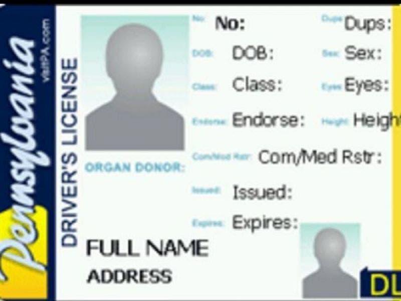 pa drivers licence address change