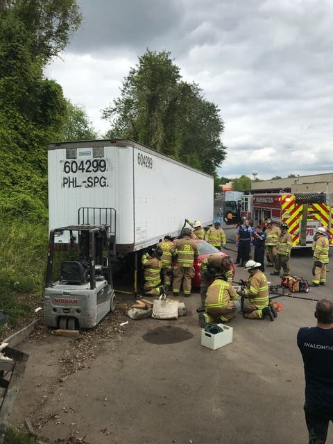 Man Airlifted From Warrington Crash Doylestown Pa Patch