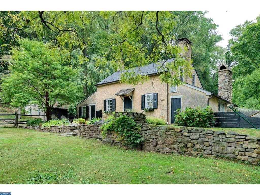 Storybook Cottage' Built In 1705 Up For Sale In New Hope | New Hope
