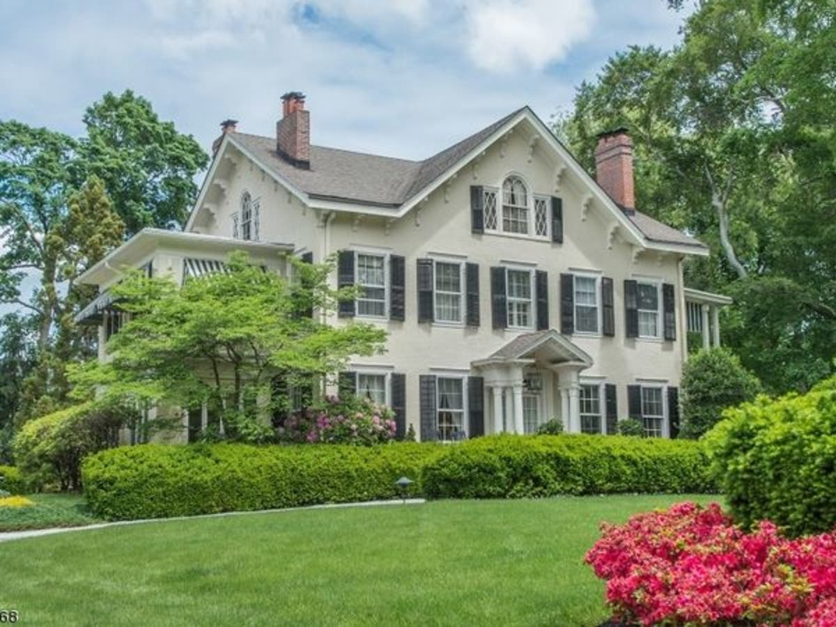 If Walls Could Talk 7 Historic Homes For Sale In N J With