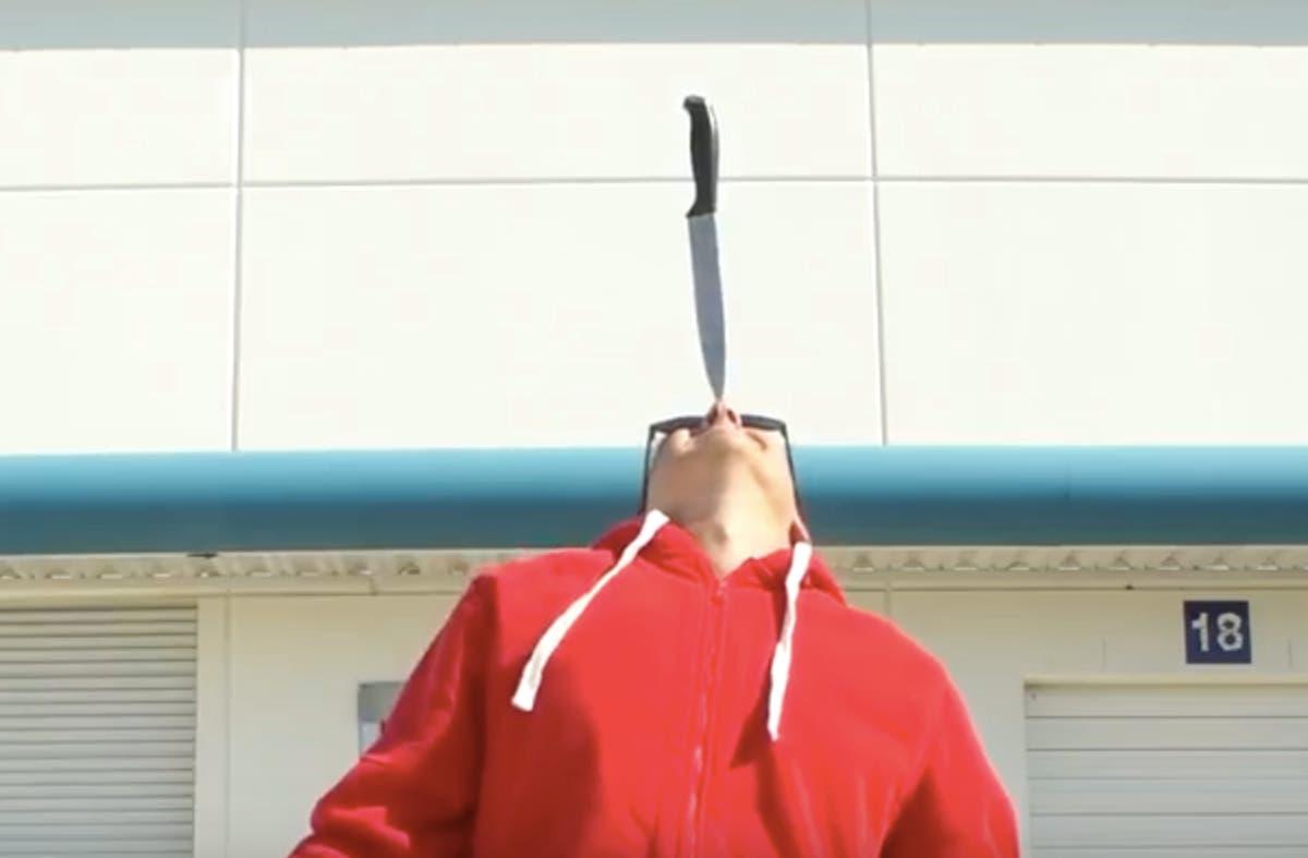 Man Can Balance Anything
