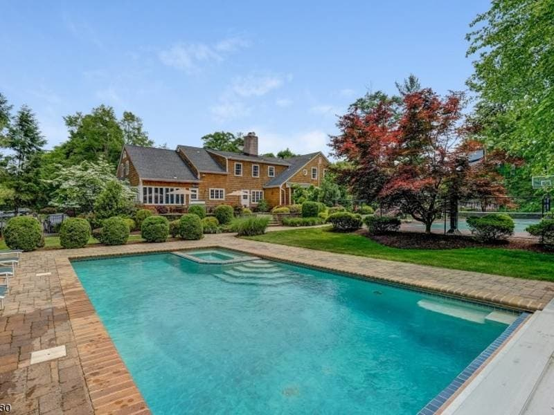 9 new jersey homes your dad would love morristown nj patch - Public swimming pools tri cities wa ...