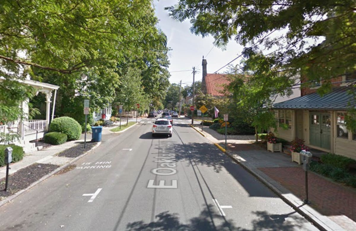 Is A Naked Man With A Wig Lurking In Doylestown