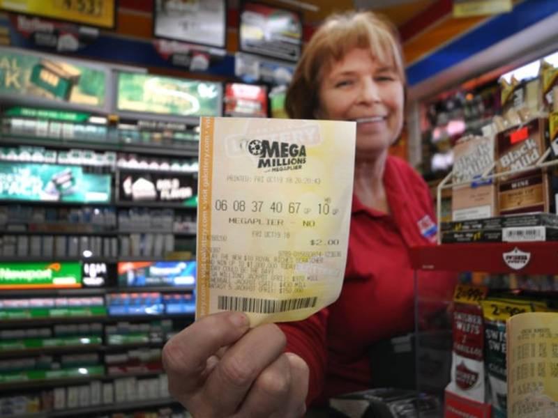 $1M Winner In PA As Historic Mega Millions Jackpot Is Won ...
