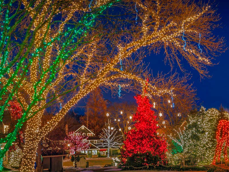 The Best Christmas Light Displays In Eastern Pennsylvania