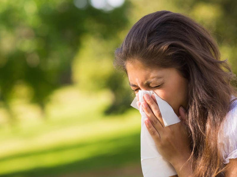 How Bad Will Your Allergies Be This Spring? New Map Has Answers