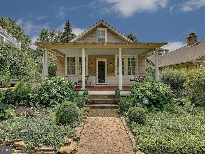 Doylestown Borough Bungalow Just Listed For $500K