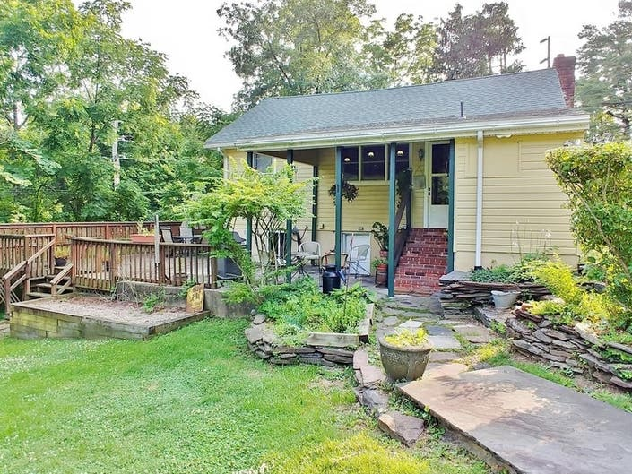 Little Oasis, 766 SF Home, Just Listed In Newtown For $300K