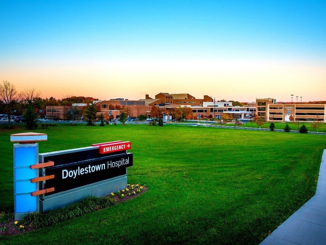 Doylestown Hospital Is PA's 13th Best, U S  News Says In Ranking