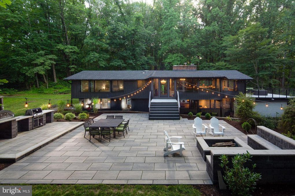 See PA's Most Interesting Midcentury Homes For Sale   Across