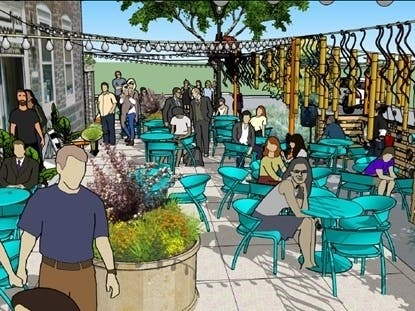 See The Pop Up Park Coming To Doylestown This Month