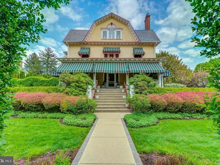 Grand Dame of Newtown Borough Sells For $2.1 Million