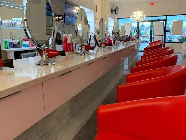 Cherry Blow Dry Bar Opening Next Week In Newtown