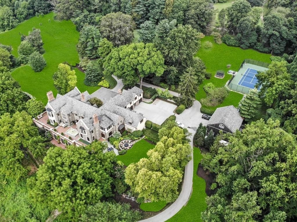See The Most Expensive Listing In Suburban Philadelphia
