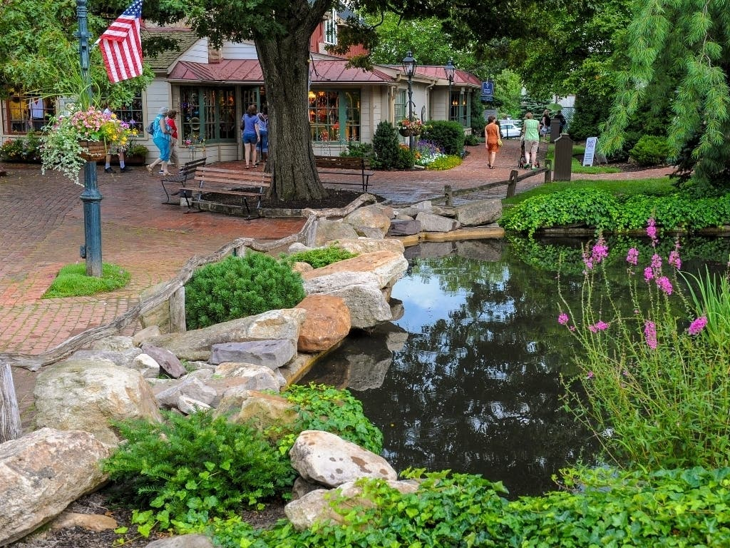 New Cafe Opening This Month At Peddler's Village