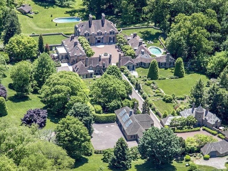 See Inside The Most Expensive Home For Sale In Suburban Philly
