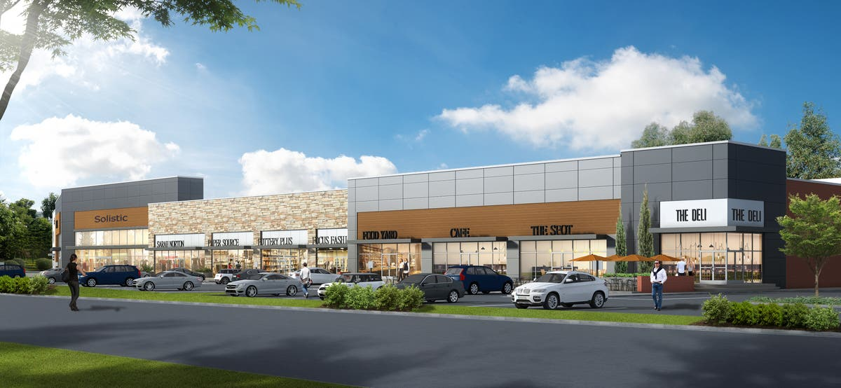 New Shopping, Dining Center Approved For Route 17 In Paramus