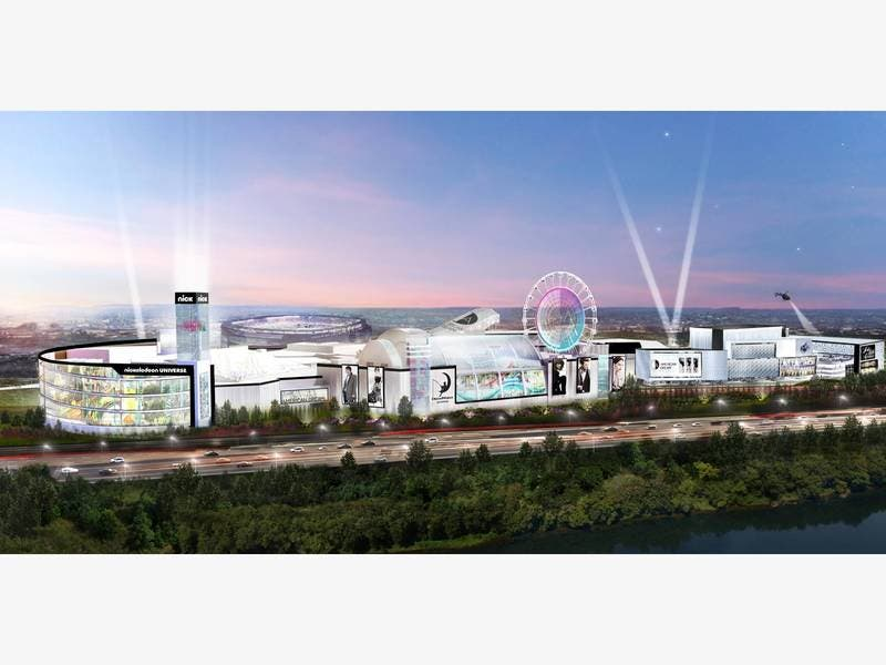 American Dream Meadowlands On Target For March 2019 Opening