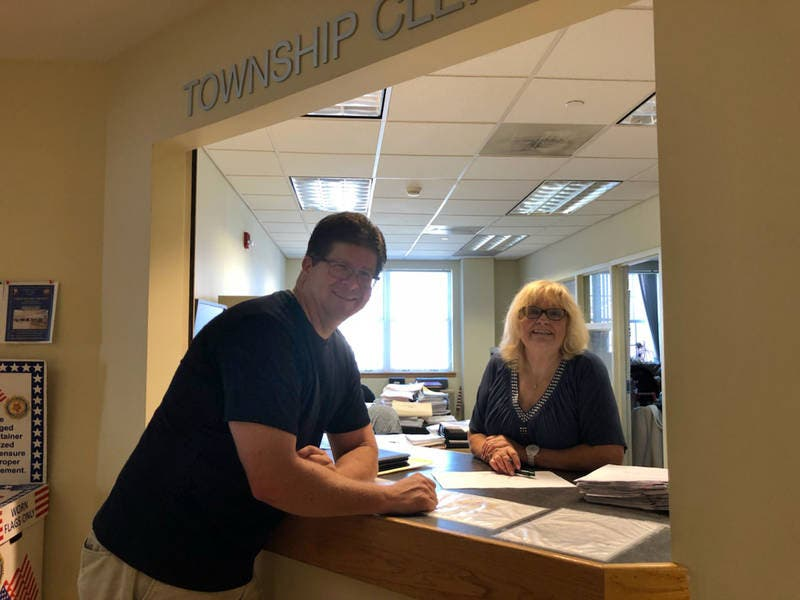 Mike Devine Files Petitions To Run For Mahwah Mayor Mahwah NJ Patch