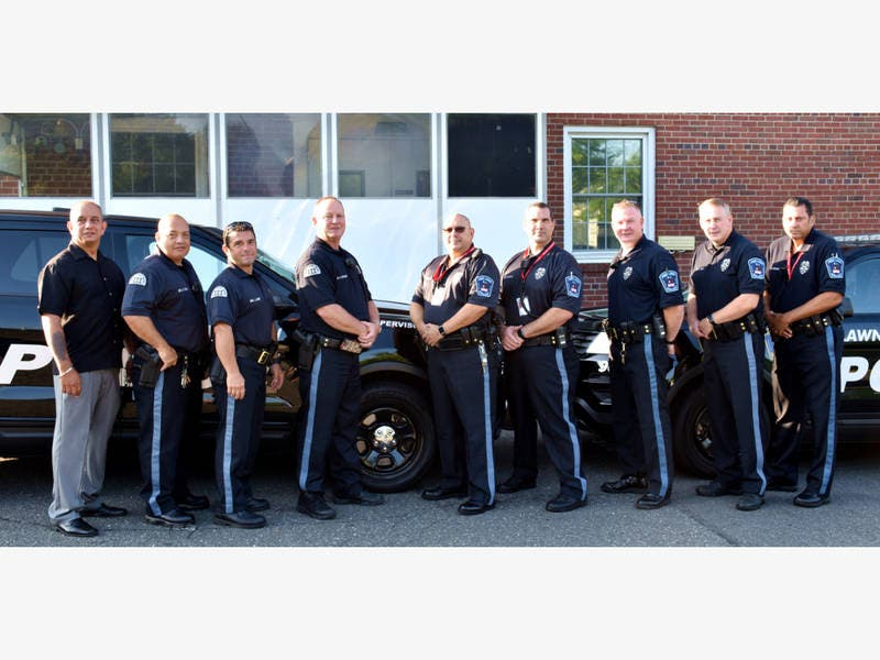 Special Police Officers On Patrol At All Fair Lawn Schools