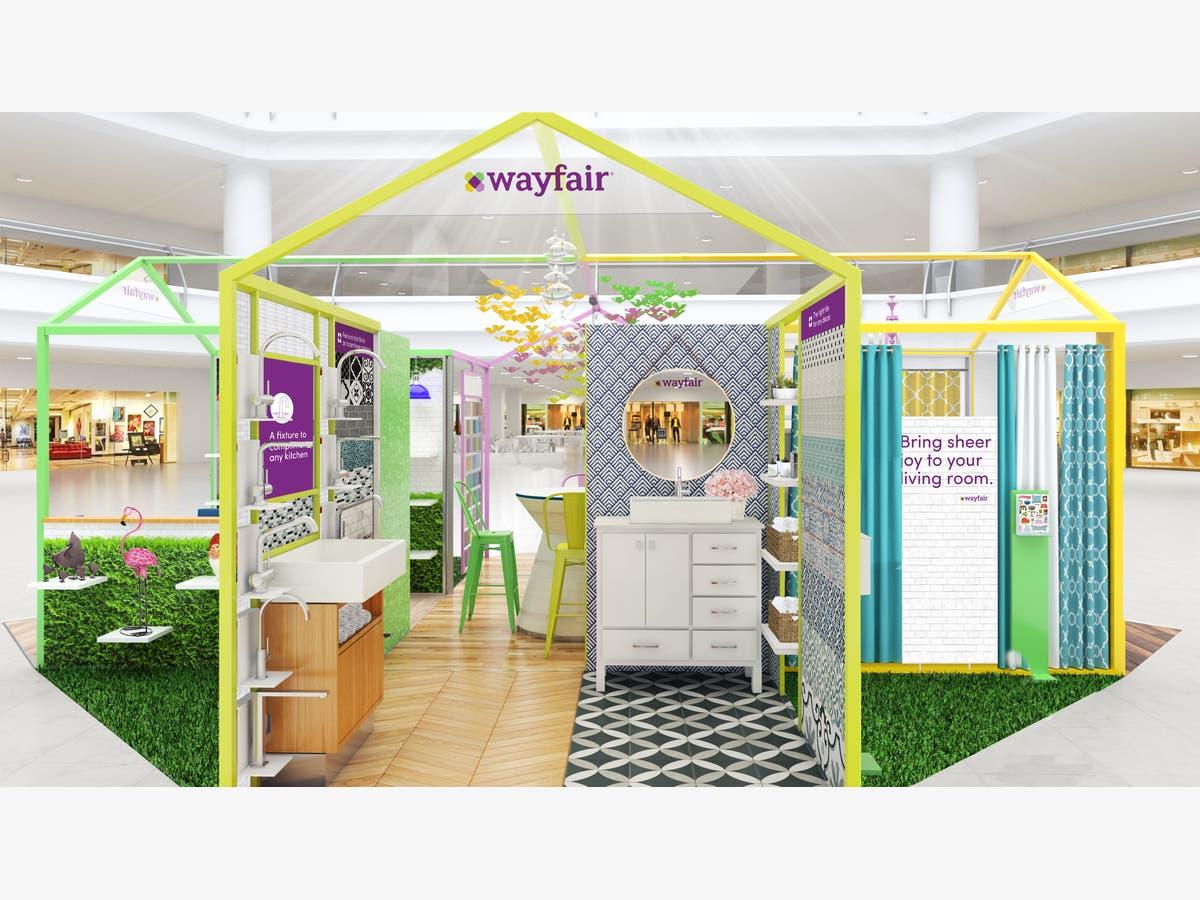 Wayfair Bringing Pop Up Shop To Garden State Plaza For Holidays