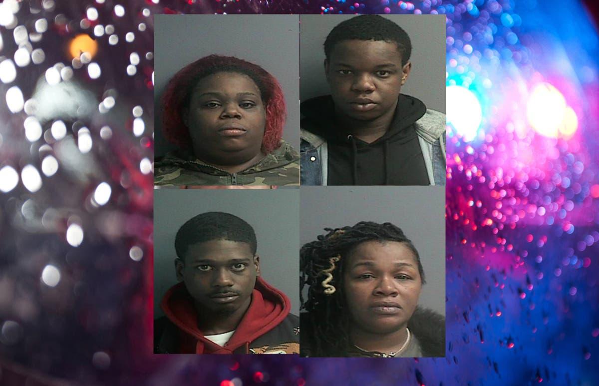 Retail Theft Crew Arrested At Wayne's Nordstrom Rack: Police   Wayne
