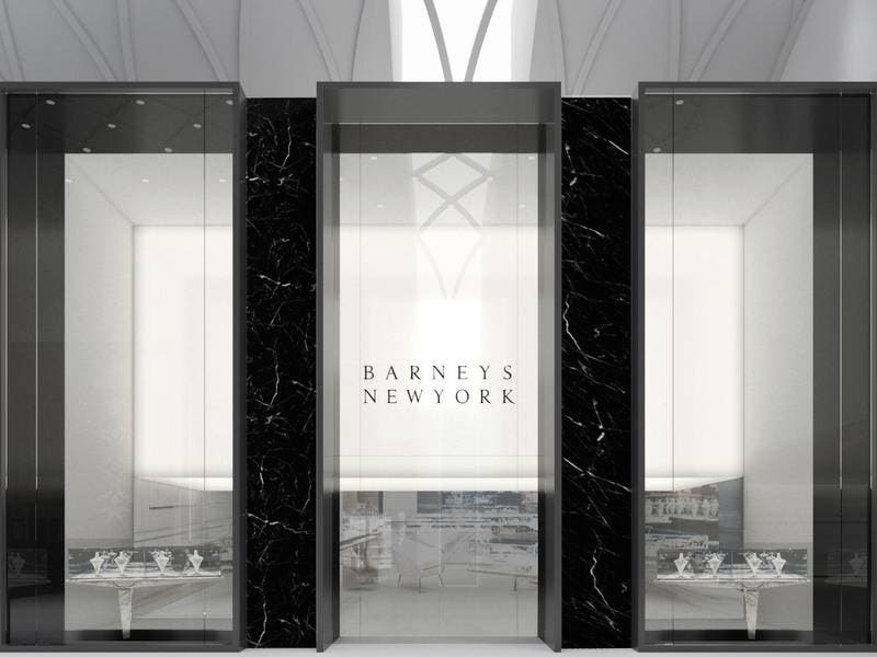 Barneys New York Coming To American Dream Meadowlands