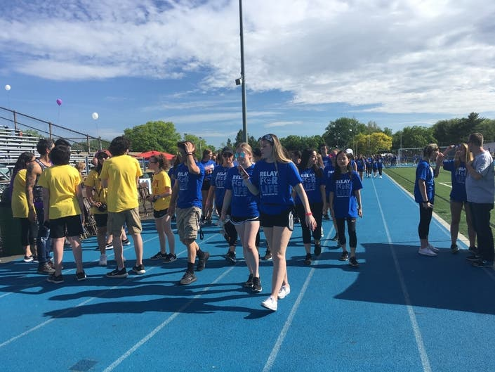 Wayne Cancer Survivors Bring Hope To Others At Relay For Life