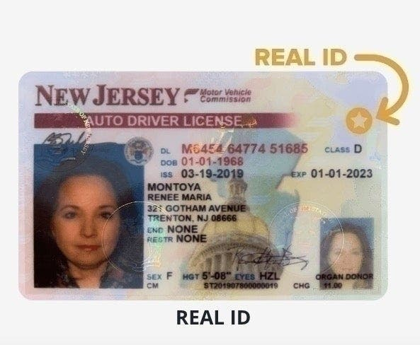 real ids now available at springfield motor vehicle commission springfield nj patch real ids now available at springfield